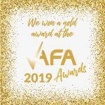 Approved Franchise Association Supplier of the Year, 2019 - Gold