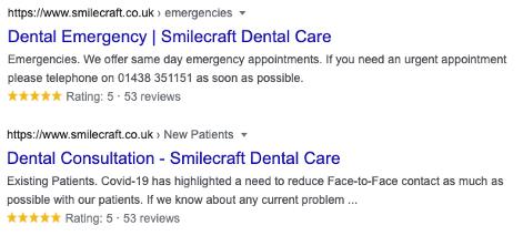 smilecraft case study